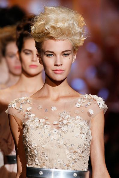 Badgley+Mischka+ NYFW Spring 2012  Day 6