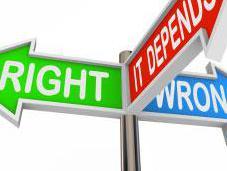 Moral Absolutes Alternatives
