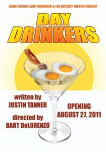 Day Drinkers, a play featuring Todd Lowe