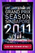 Who Wants an F1 SingTel Singapore Grand Prix Turn 1 Ticket?