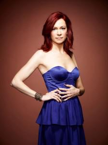Carrie Preston Cast Photo