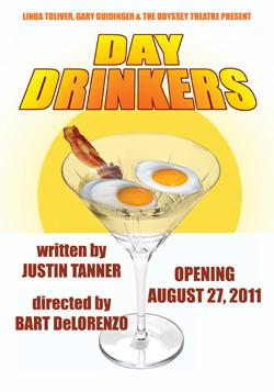 daydrinkers poster