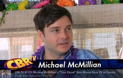 Video: Michael McMillian on CBR TV