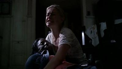 Sookie Cradles a Dying Tara in Her Arms