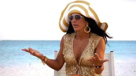 """The Real Housewives Of New Jersey: Get To The Punta! Swimming With The Giudice Sharks…Is """"Beach"""" Better?!"""