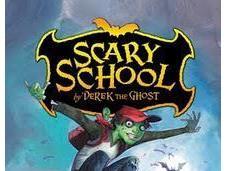 Anastasia's Picks: Scary School Unlikely Friendships