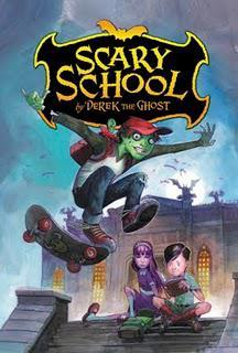 Anastasia's Picks: Scary School and Unlikely Friendships