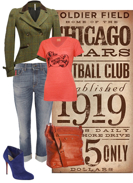 Friday Fancies: gametime chic