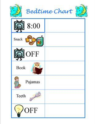 Parenting Thursday: Routine Charts