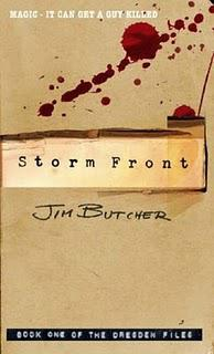 Storm Front Group Read, Part 1