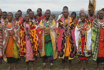 The Maasai Tribe - Paperblog