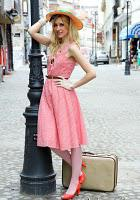 Competition is heating up- We are giving away 5 vintage dresses
