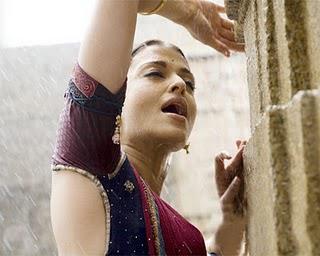 Rain according to Bollywood