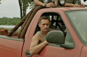 Skarsgård (Eric on True Blood) in Straw Dogs