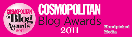 Cosmo Blog Awards Shortlist: Showing My Support