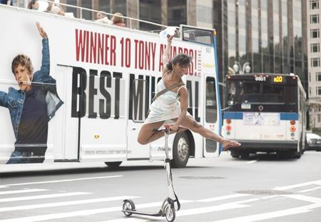 Dancer Never Stop Their Attitude - Funny Pictures 2
