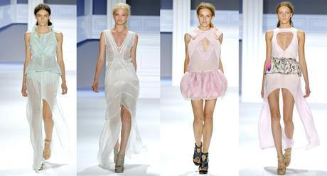 VERA WANG1NYFW 2011: Whats Sugary Sweet and Cool All Over?