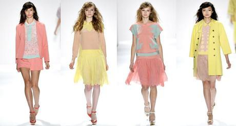 JILL STUARTNYFW 2011: Whats Sugary Sweet and Cool All Over?