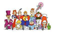 Schoolhouse Rock gang