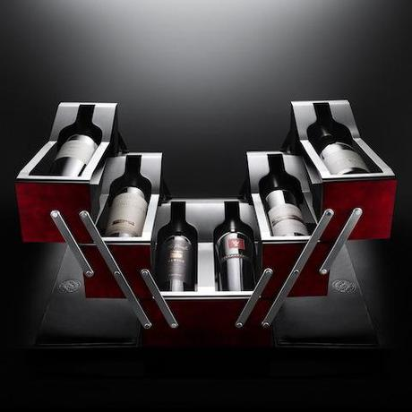 The Ultimate Collection Box; the latest initiative from the wine branch of the Moet Hennessy Group.