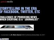 """News Agencies Social Media: Challenges Producing When Everyone's """"journalist"""""""