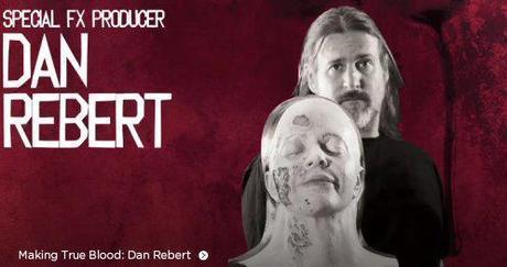 Making True Blood: Dan Rebert – Pam Season 4
