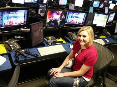 Q&A; with ESPN College Football Live's (and Huge Husker Fan) Lyndsay Lee
