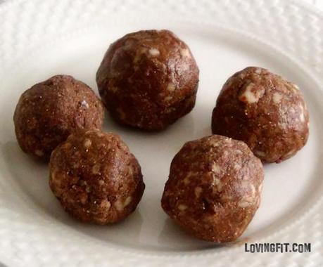 Raw Protein Truffles