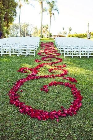 5 Cute Outdoor Wedding Ideas - Paperblog
