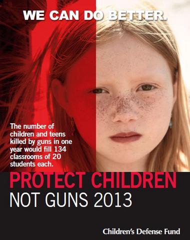 local report kids guns