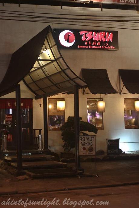 Tsuru japanese restaurant and sushi bar davao paperblog for Asia sushi bar and asian cuisine mashpee