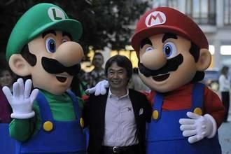 Creator of video game says Super Mario Brothers are gay lovers