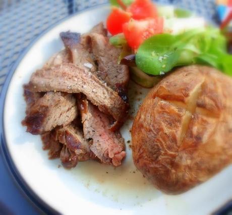Amanda's Steak for Farmer's Choice
