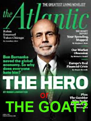 bernanke phd thesis