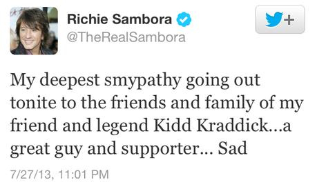 Kidd Kraddick's Death Mourned by Music's Biggest Stars