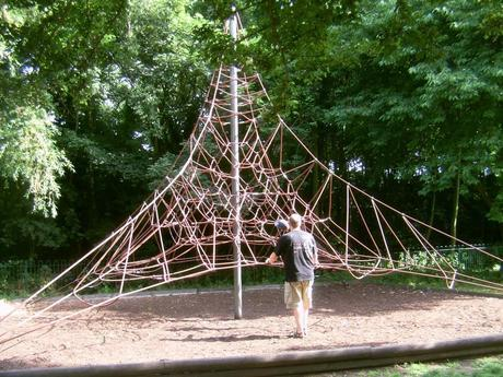 Play park at Humber Bridge Country Park