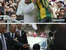 """Year Brazilian Pope: Have Very Important Message you...I Want Become Priest."""""""