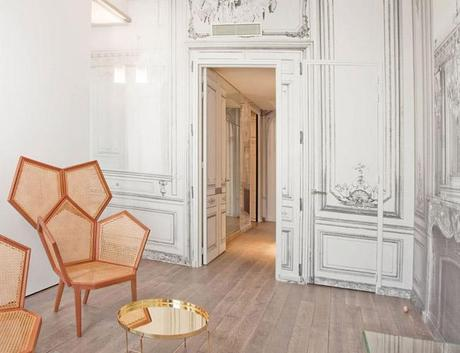 FRENCH LUXE L'Hôtel by Martin Margiela