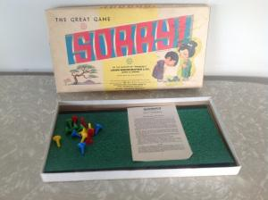 Board game, Sorry, Waddington retro vintage Holdson product