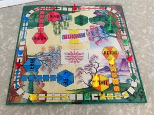 sorry board game Waddingtons retro vintage 1963
