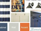 Kids Nautical Bathroom Reveal