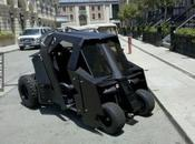 Day: Batman Golf Cart