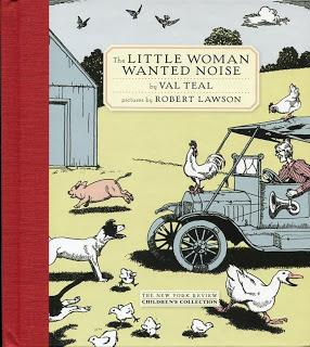 THE LITTLE WOMAN WANTED NOISE BACK IN PRINT