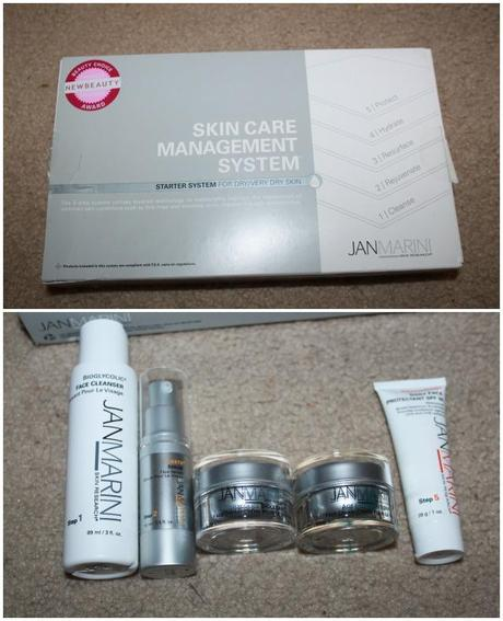 Product Review: Jan Marini Five-Step Skin Care Management System