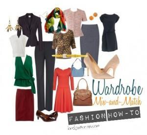 Mix-and-match fashion