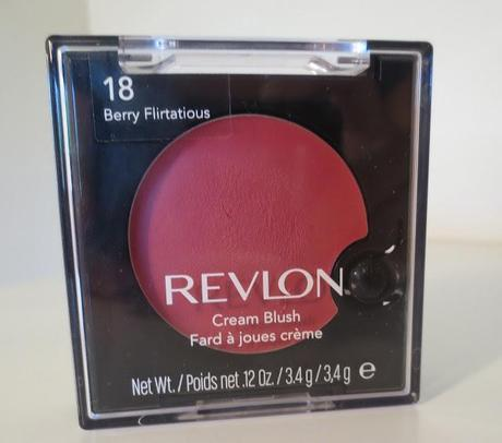 Revlon Cream Blush in Berry Flirtatious Review