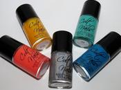 Cult Nails Road Trip, Anyone? Nail Polish Collection Swatches Review