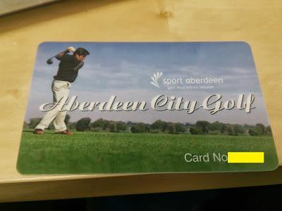Golf membership acquired