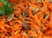 Carrot Ginger Salad (Gluten, Dairy Refined Sugar Free)