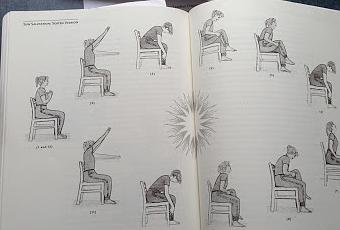Friday QA Chair Yoga